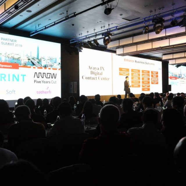 AVAYA – PARTNER SUMMIT -Bangkok 2019