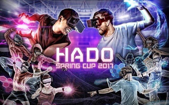 HADO- Team E-Sport Games