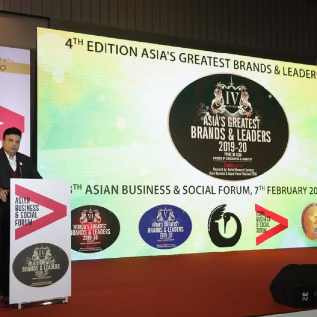 AsiaOne – Asian Business Awards – Bangkok 2020
