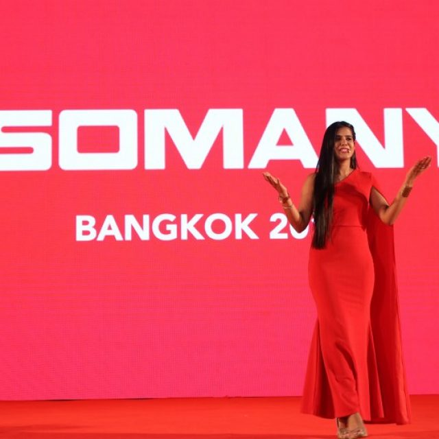 SOMANY  JOSH – Awards & Gala Dinner. Bangkok 2019