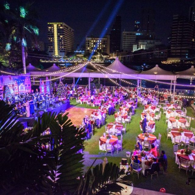 Merry Christmas Dinner – Peninsula Hotel -Bangkok 2019