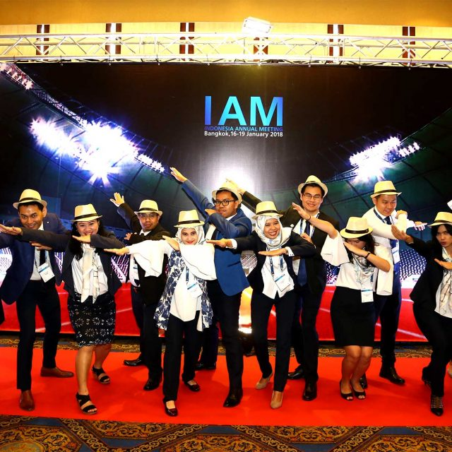 IAM – INDONESIA ANNUAL MEETING 2018