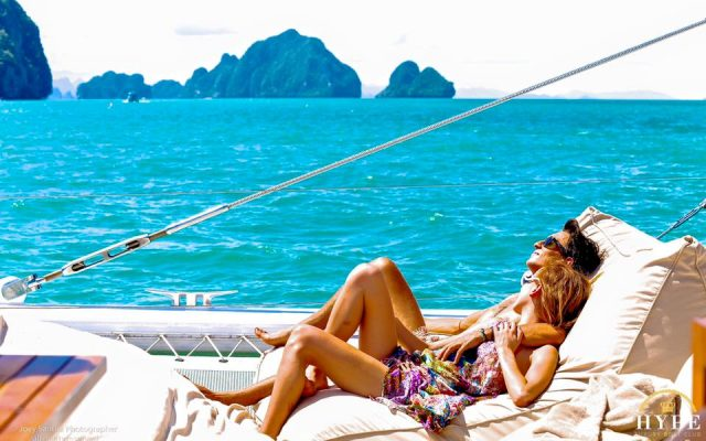 Private Cruise – Luxury Boat – Phuket Island
