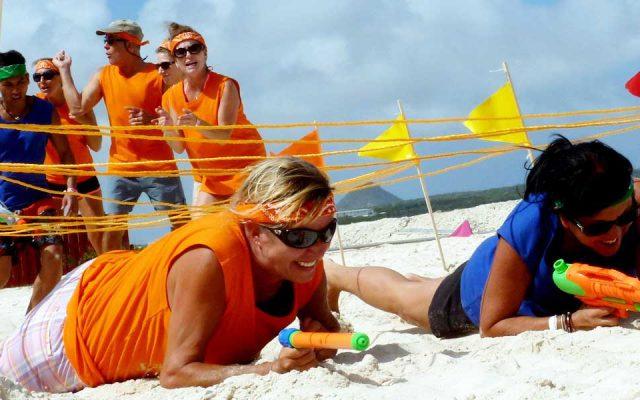 Corporate Team Building Activity