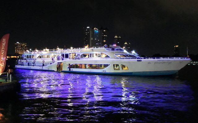 Dinner River Cruise in Bangkok