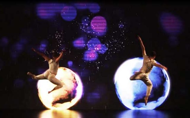 Mapping Dance Show