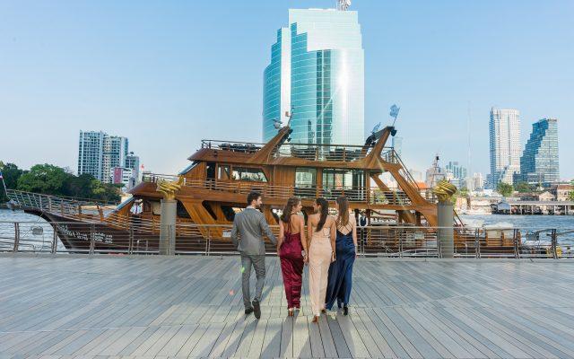 V.I.P  Dinner/Lunch Cruise – On Bangkok River