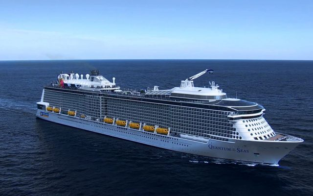 """The """" Quantum of the Seas"""" – The Best Dream vacation Cruise"""