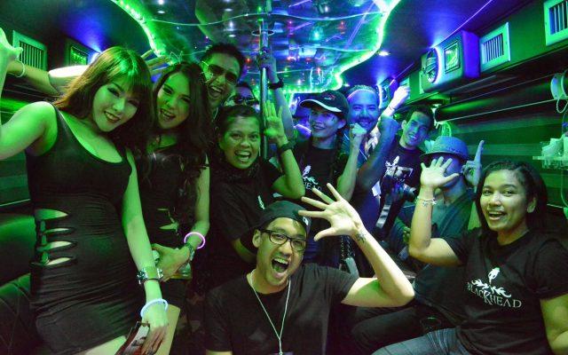 V.I.P  Bus Party
