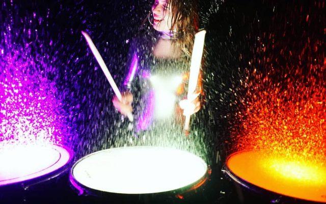 Water Drummers Show