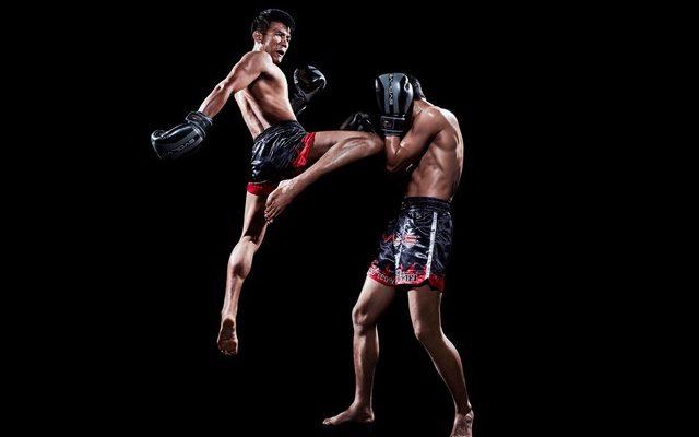 Live Muay Thai Boxing  Show