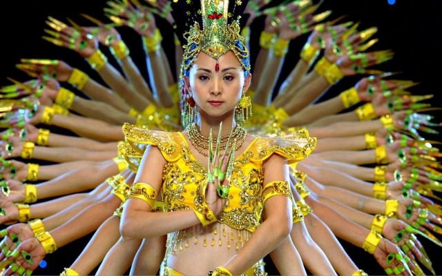Thousand Hands Thai Dance