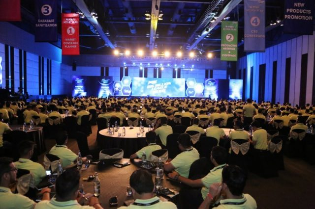 JAQUAR – Conference & Awards – BIG Billion League -Believe -Bangkok 2019