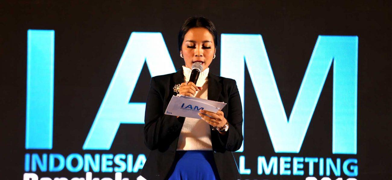 Corporate Event in Bangkok—IAM Indonesia Annual meeting Bangkok 2018