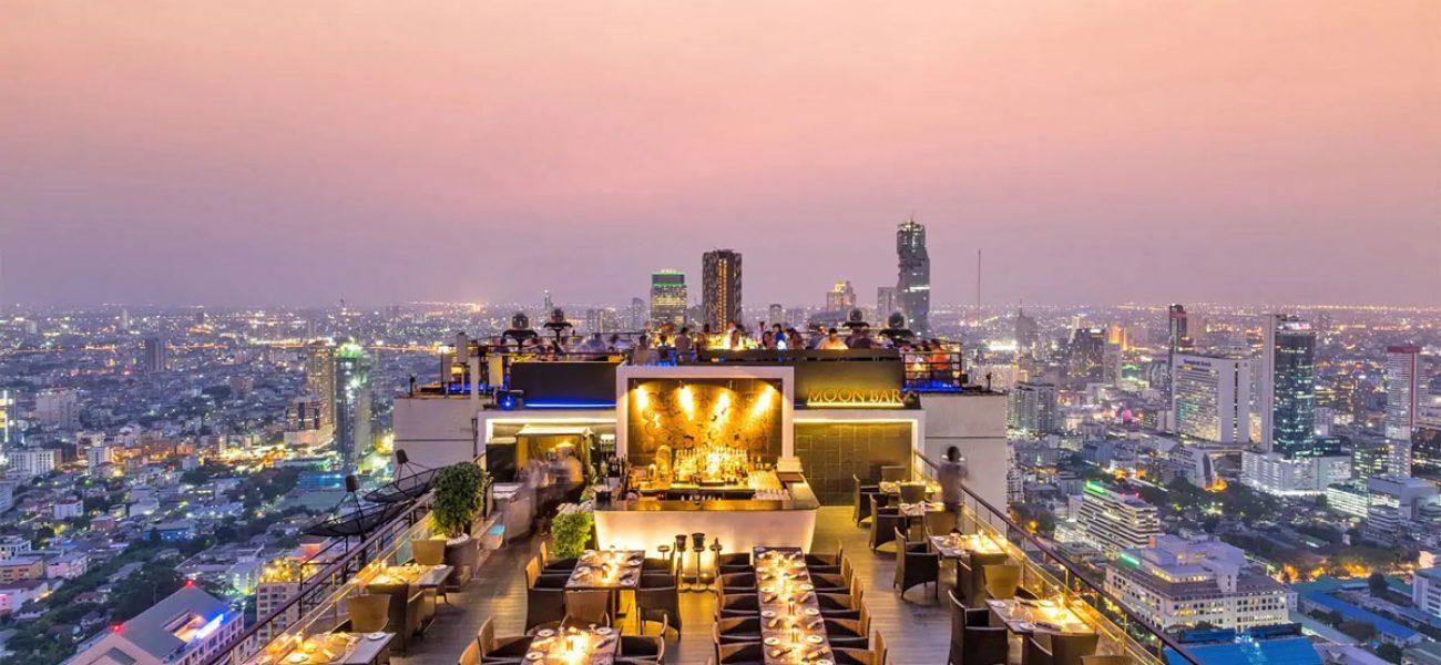 21 Most Popular Rooftop Bars in Bangkok