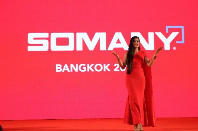 SOMANY  JOSH – Awards & Gala Dinner. Bangkok 2019
