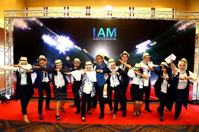 IAM – INDONESIA ANNUAL MEETING 2018